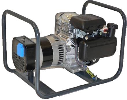 Honda benzinmotoros áramfejlesztő aggregátor 1Fázis 1,6 kVA, TR-1,6 C