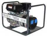 Kohler benzinmotoros TR-6E K áramfejlesztõ, 1 fázis 6 kVA