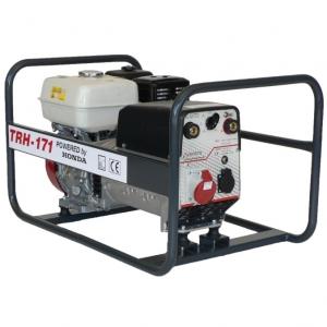 Honda benzinmotoros TRH-171 áramfejlesztõ, 1 fázis 3,5 kVA, 1 fázis 5,5 kVA