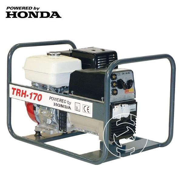 Honda benzinmotoros TRH-170 áramfejlesztõ, 1 fázis 5 kVA