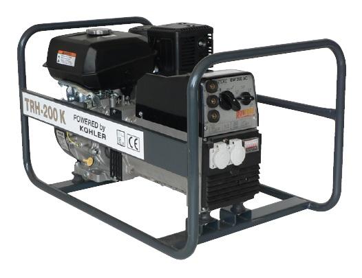 Kohler benzinmotoros TRH-200 K áramfejlesztõ, 1 fázis 7 kVA