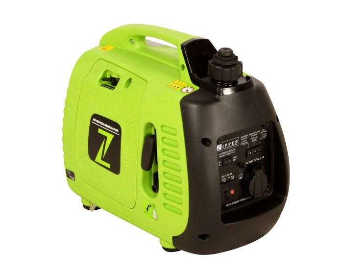 Zipper benzinmotoros egyfázisú inverteres áramfejlesztő, aggregát generátor ZI-STE1000IV