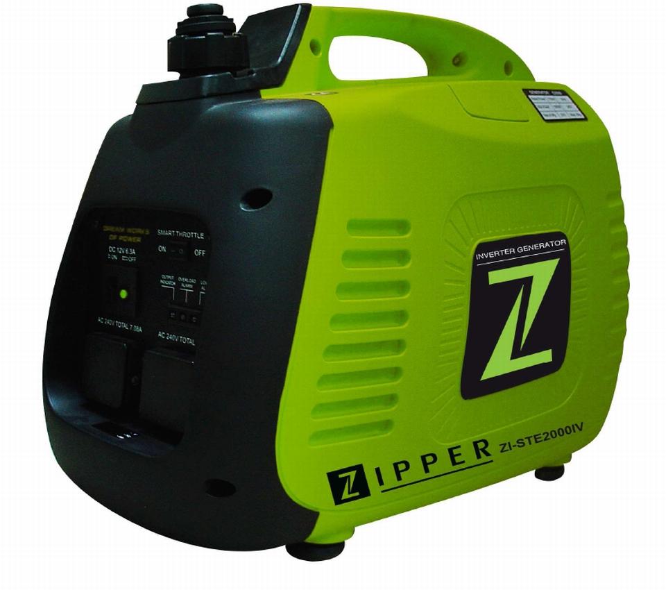 ZIPPER ZI-STE2000IV Inverteres áramfejlesztő, aggregátor