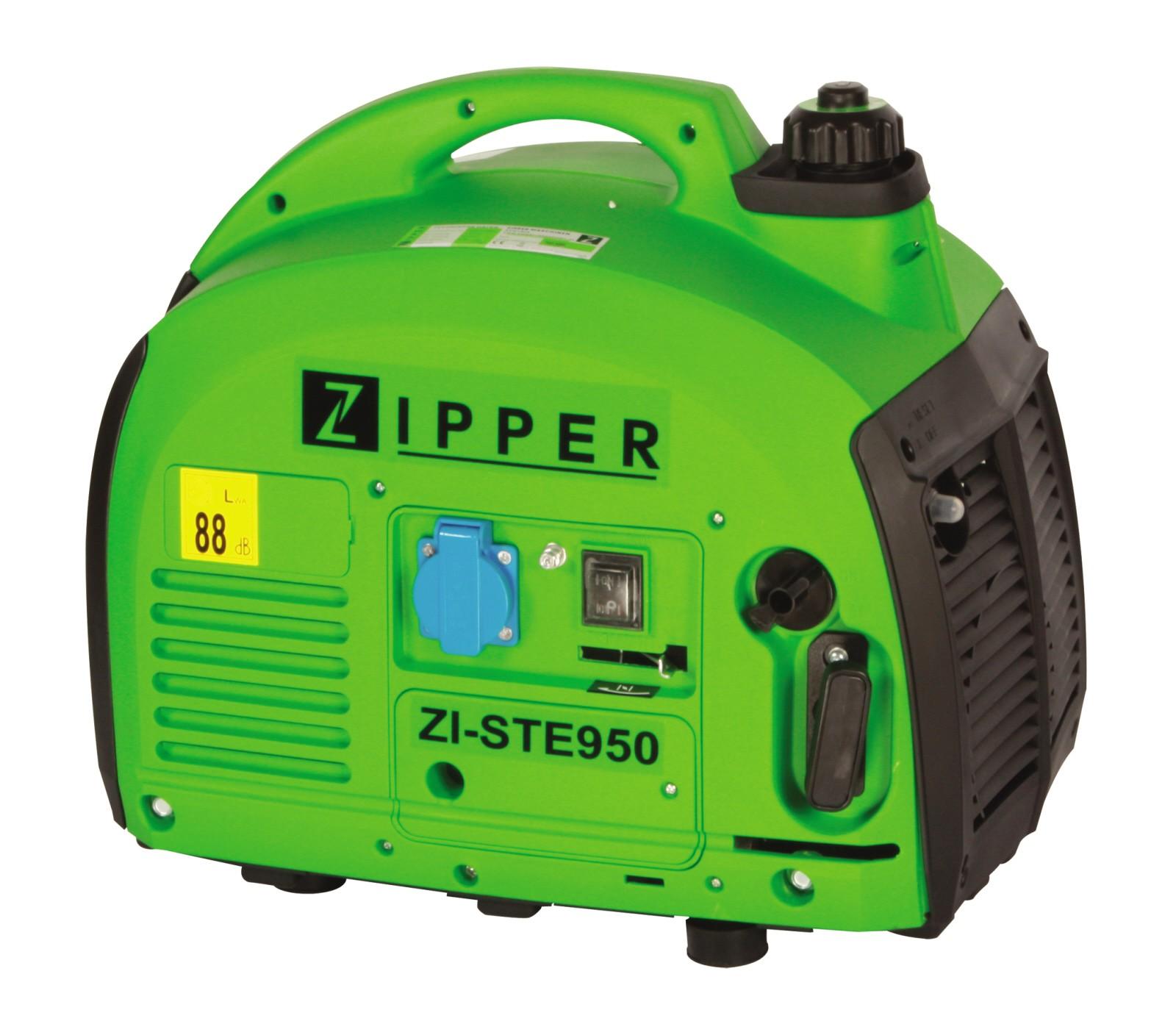 Zipper benzinmotoros áramfejlesztő aggregát generátor 1Fázis 0,6 kVA, ZI-STE950